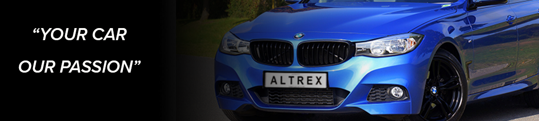 Why are Altrex Number Plate Covers the best in business?