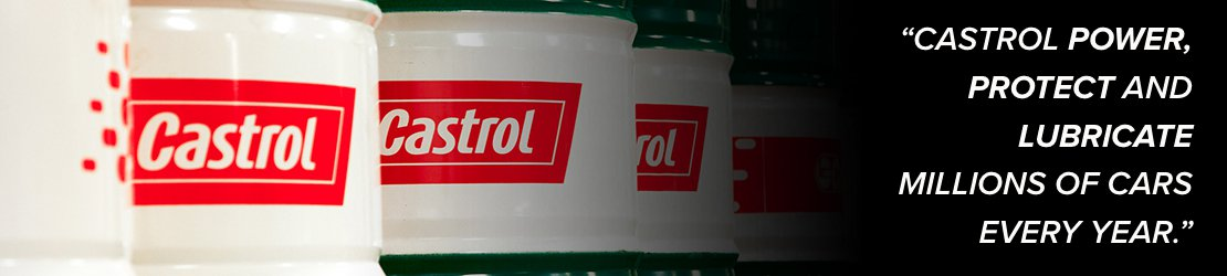 Who are Castrol?