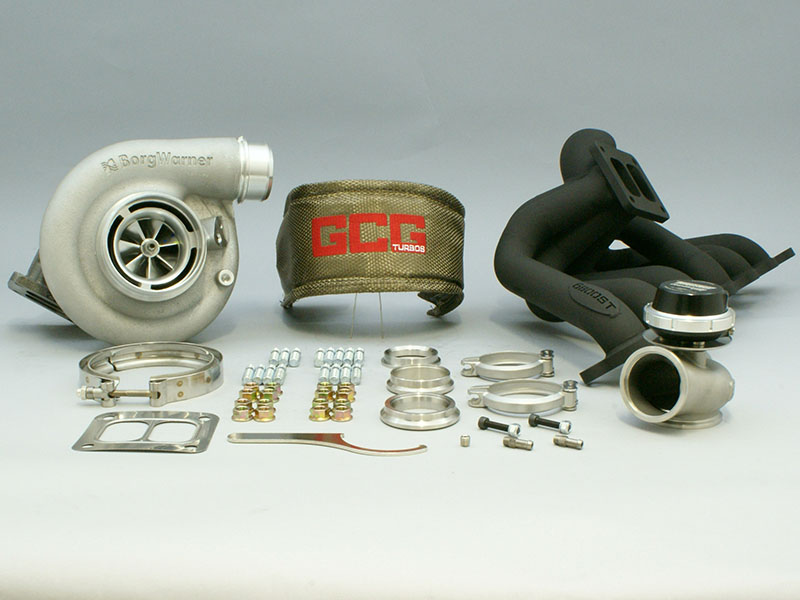 A Tour of GCG Turbo Australia's Turbocharger Kit