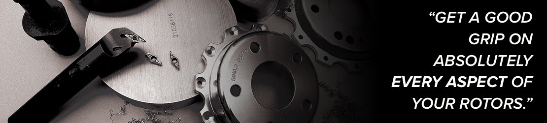 What to Look for When Buying DBA Brake Rotors