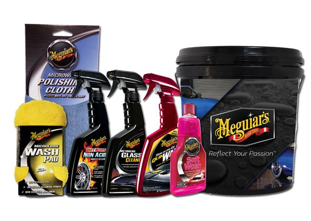 Meguiars Car Care Buying Guide